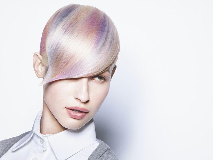 De trend van 2015 is pastel. Kleur je haar met pasteltinten voor opvallende en mooie kleuren.
