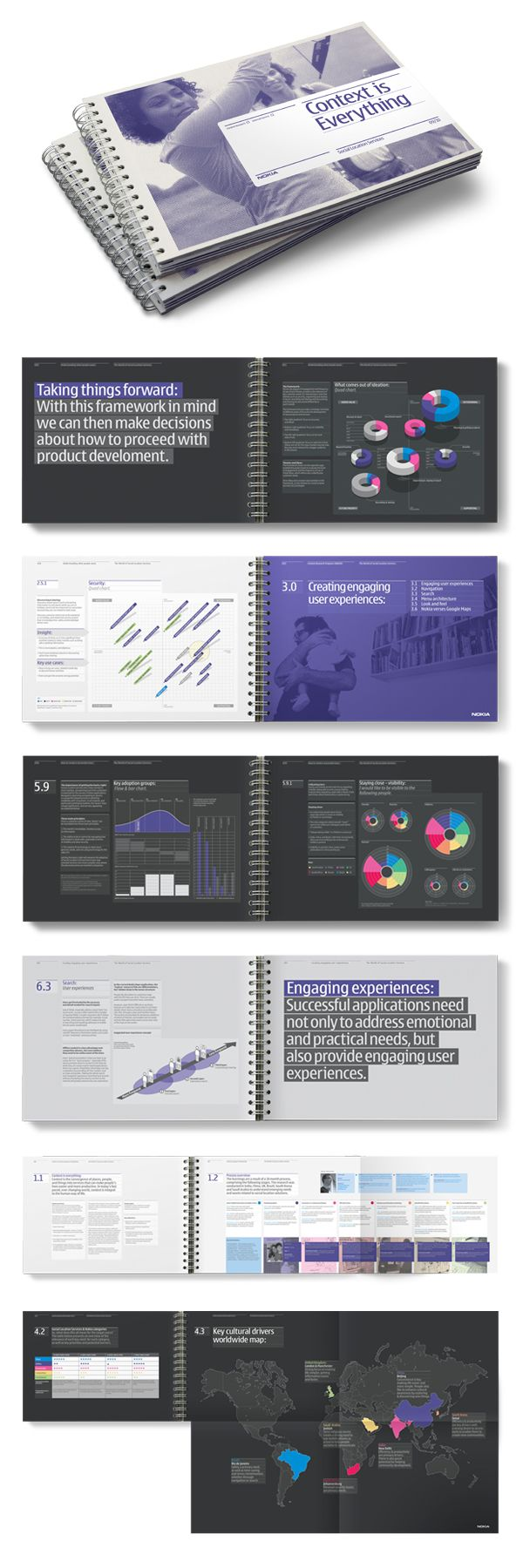 #brochure #print #report #editorial #design