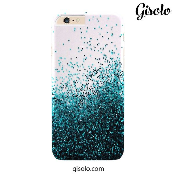 Blue Sparkles - Available for Iphone 6plus/6, Iphone 5/5s/5c, Iphone 4/4s, Ipad 2/3/4, Ipad mini, Galaxy S5, Galaxy S4,Galaxy S3, Galaxy Note 3