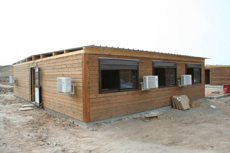 Les 79 meilleures images du tableau conteneur construction sur pinterest conteneurs maisons - Bungalow bureau occasion ...