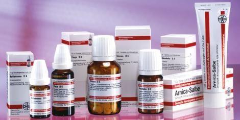 Homöopathische Mittel