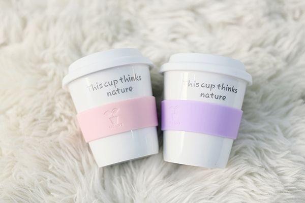 eco mug cup product photo by. wooubi studio 사무실 종이컵 사이즈의 에코 머그컵 상품사진/ 감성 사진 _우유비 스튜디오
