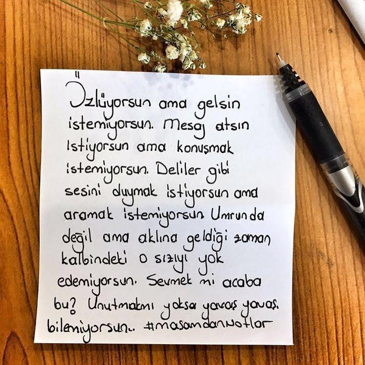 "4,293 Likes, 65 Comments - Aşk kitap Şiir Masamdannotlar (@songulunnotlari) on Instagram: """""