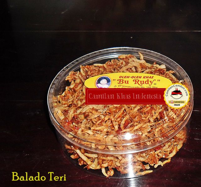 Balado Teri CamilanCamilun.com