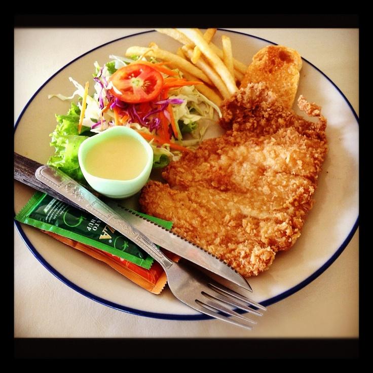 Fish Steak#