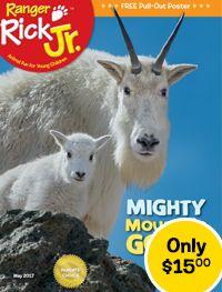 Subscribe to Ranger Rick Magazines!