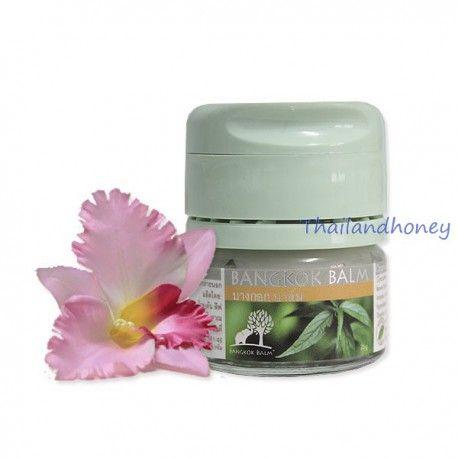 Тайский лечебный бальзам Acanthaceae Gel Herb от Bangkok Balm изготовлен из свежих листьев Clinacanthus Nutans (Клинакантус поникающий). Это травяной гель обеспечивает облегчения симптомов и лечения кожных заболеваний.
