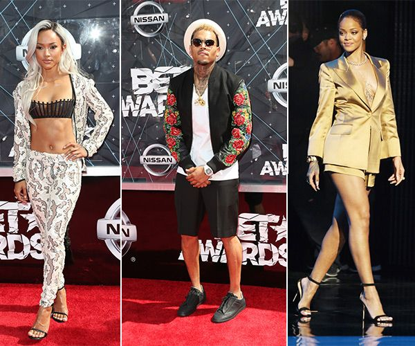 Karrueche Tran To Rihanna: You Can Have 'My Leftovers' — ChrisBrown