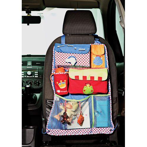 Organizador de viagem para o assento do automóvel imaginarium