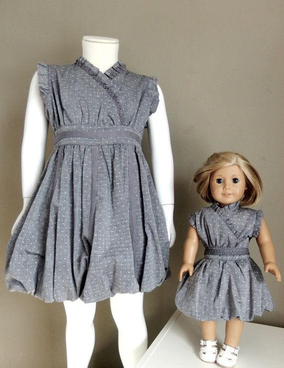 33 best images about american girl doll dresses bubble on ...