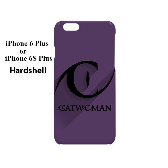 Catwoman Superhero iPhone 6/6s Plus Case