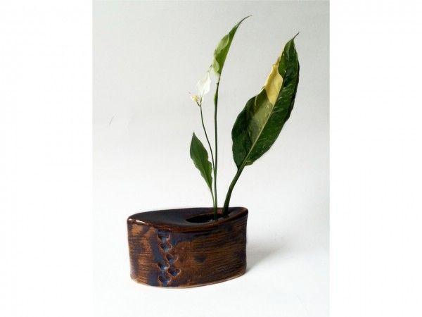 Ceramiczny wazon ikebana