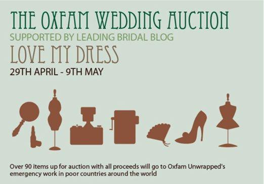 : Oxfam Projects, Wedding, Oxfam Global