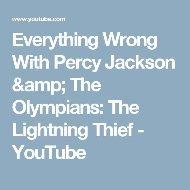 1000 ideas about the lightning thief on pinterest percy