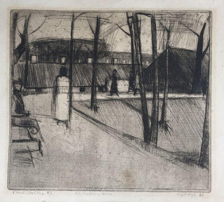 Paul Stoltze In the Park  Print (Pharyah)