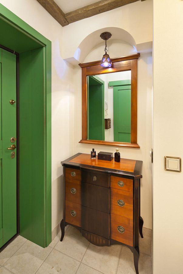 Дизайн интерьера квартир студии.