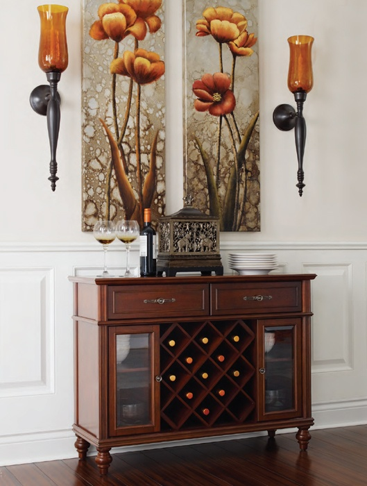 Alexander wine cabinet bombay canada dining rooms by for Dining room hutch canada