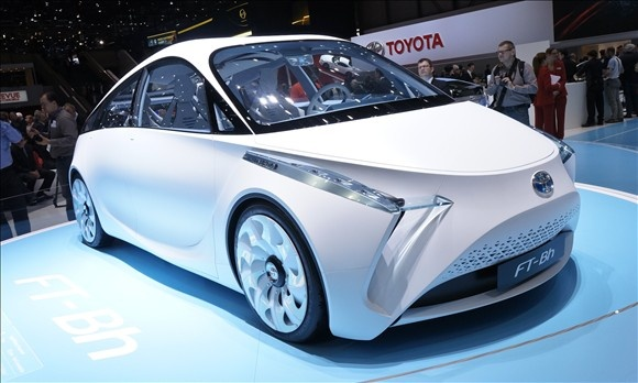 Sports Cars Luxury >> This Year's Weirdest, Wackiest and Wildest Concept Cars - Toyota FT-Bh | Cars [Toyota] | Pinterest