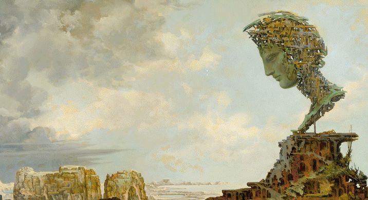 L'arte visionaria… enigmatica ed originale… di Fabrizio Clerici… artista poco noto del 900 | IL MONDO DI ORSOSOGNANTE