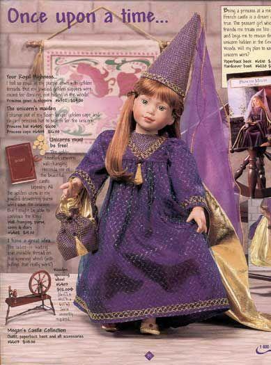 13 Best D Magic Attic Doll Clothes Images On Pinterest