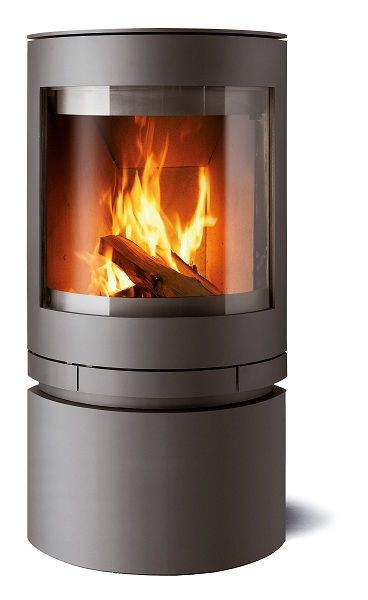 Emotion-M-Stove With plain base | rotates 120 degrees