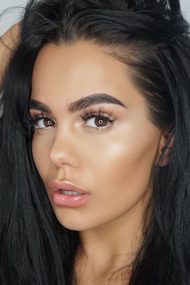Brown Makeup Brushes: Best 25+ Brown Eyes Ideas On Pinterest