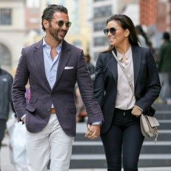 Eva Longoria: lunch time at Nello - More pictures here: http://www.mycelebrity.eu/eva-longoria-lunch-time-at-nello/