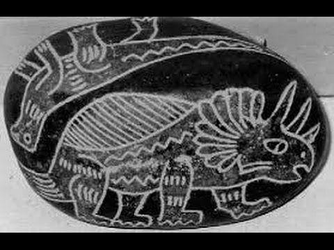 Перуанские камни Ики.Послания потомкам.По следам тайны