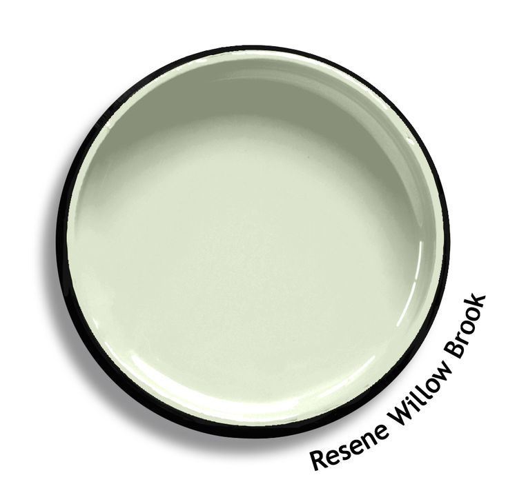 Resene Willow Brook is a pale waterside green, fresh and summery. From the Resene Multifinish colour collection. Try a Resene testpot or view a physical sample at your Resene ColorShop or Reseller before making your final colour choice. www.resene.co.nz