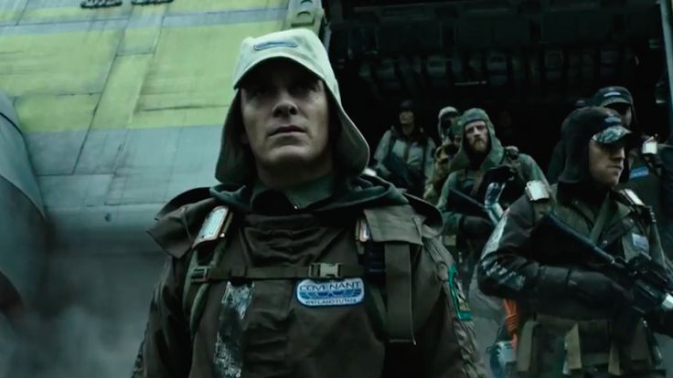 'Alien: Covenant': Film Review Michael Fassbender Katherine Waterston and Billy Crudup lead the ensemble of 'Alien: Covenant' Ridley Scott's second installment in the 'Alien' prequel series.  read more