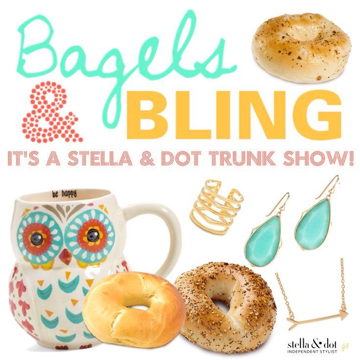 27 best Stella & Dot Trunk Show Ideas images on Pinterest   Stella ...