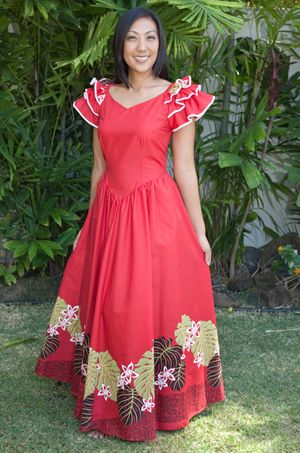 This whole bodice/sleeve shape is love. I don't love coral or tropical prints though.