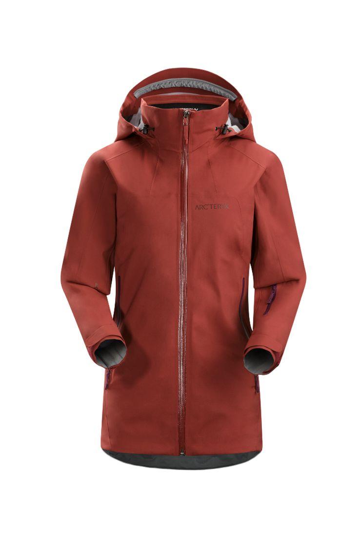A statement piece of arcteryx s line for a while now the arcteryx ravenna ski jacket