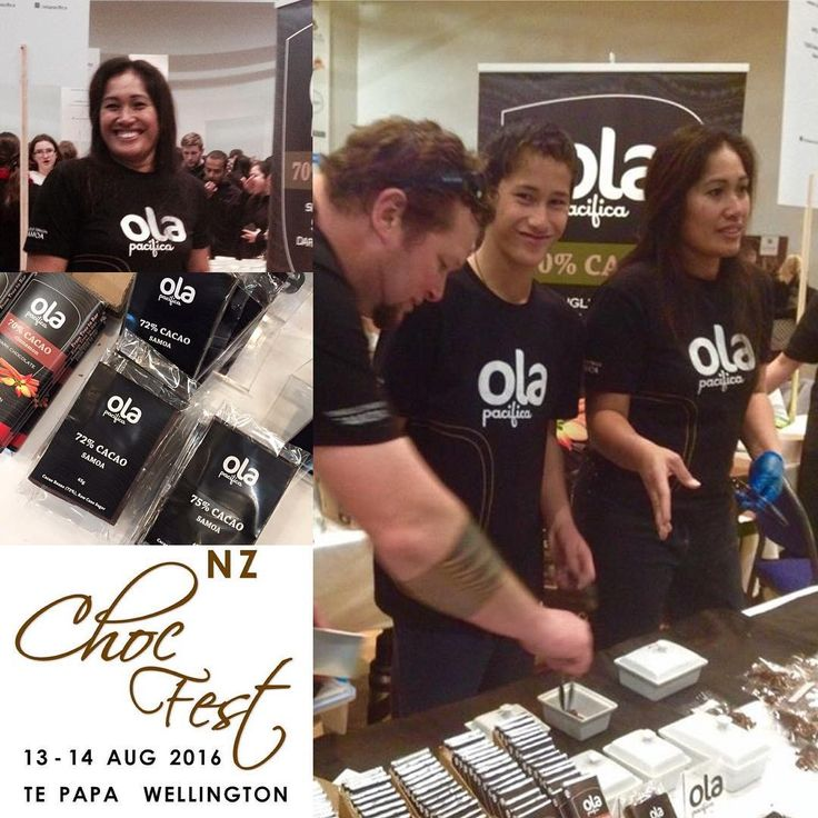 A big thank you to all those who came and saw us this weekend at the New Zealand Chocolate Festival #tastethedifference #realchocolate #cacao