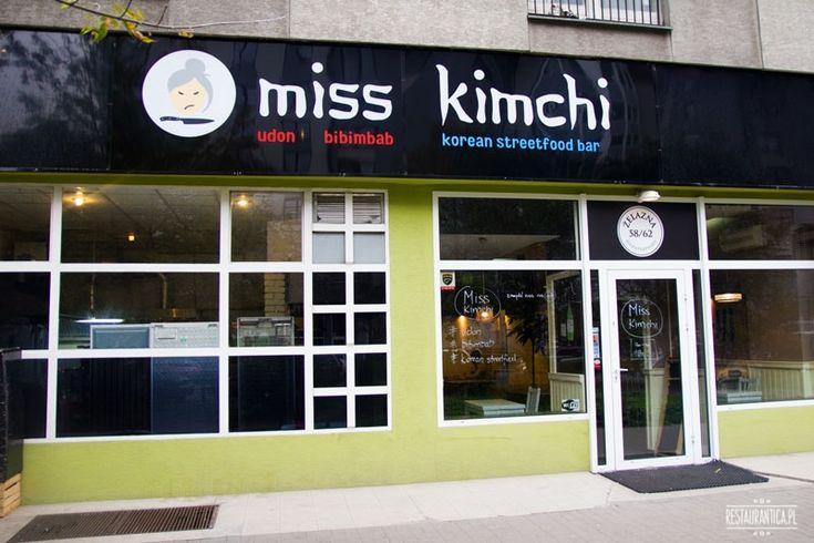 Miss Kimchi z zewnątrz