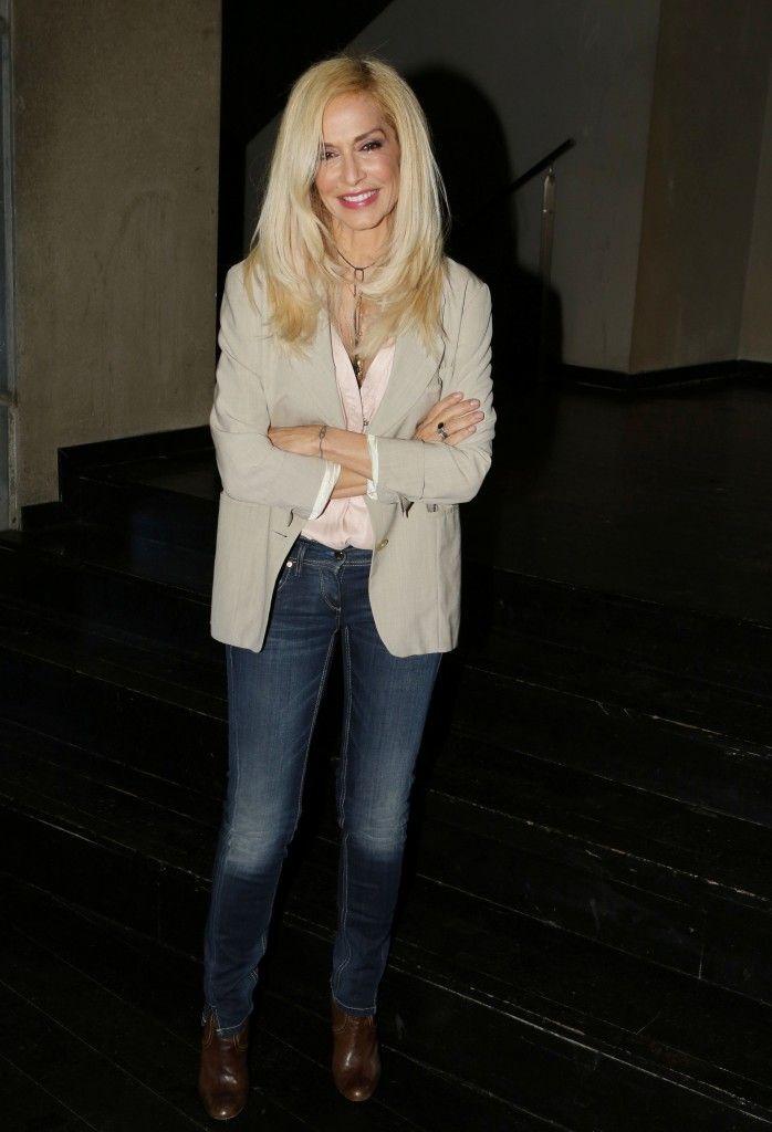 Άννα Βίσση: Κι όμως της πάνε πολύ τα ξανθά μαλλιά! - JoyTV