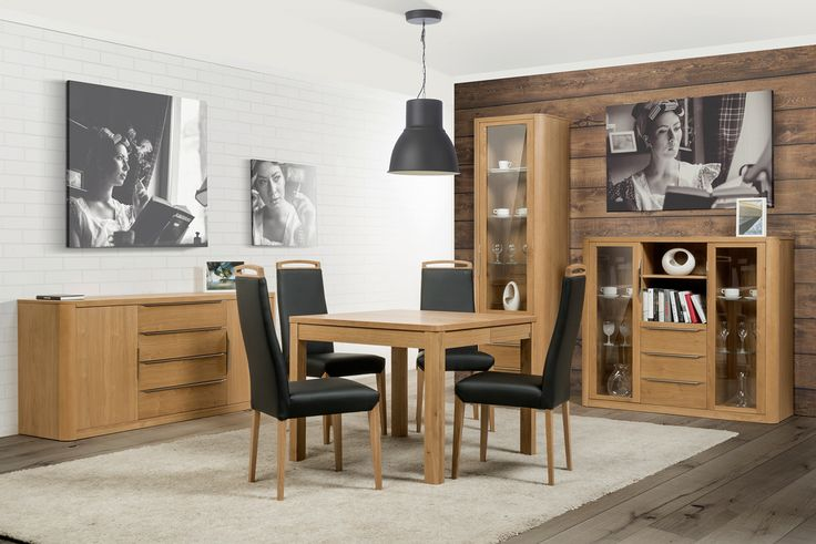 New version of Lanao collection from Klose.  #diningroom #KloseFurniture #interiorideas #modernfurniture