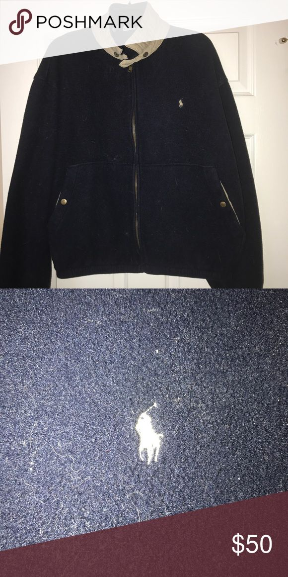Ralph Lauren Polo Jacket Good condition navy size xl Polo by Ralph Lauren Jackets & Coats