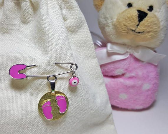 Baby Gender Reveal Ideas, Baby Gender Announcement, It's a Girl Reveal, Newborn Girl Gift, Newborn Girl Jewelry, Baby Girl Baby Shower Gift