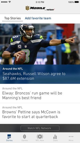 NFL by NFL Enterprises LLC