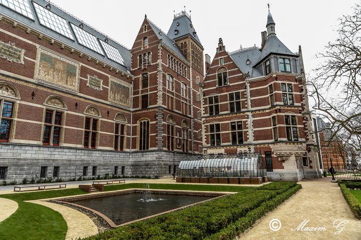 Rijksmuseum  #amsterdam #netherlands #museum #rembrandt #nightwatch #nachtwacht #photography
