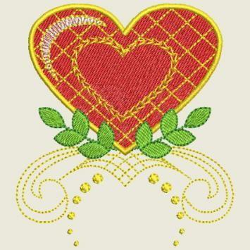 Hearts (set 1) | Spookies Treasures