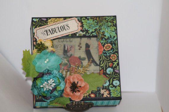 Couture Mini Scrapbook in a Box