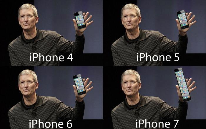 ¿Así será la evolución del iPhone?