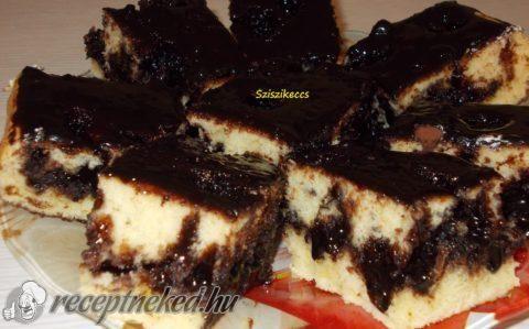 Fakanalas süti recept fotóval