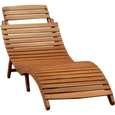 Lahaina Outdoor Chaise Lounge
