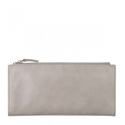 STATUS ANXIETY Dakota Wallet Light Grey