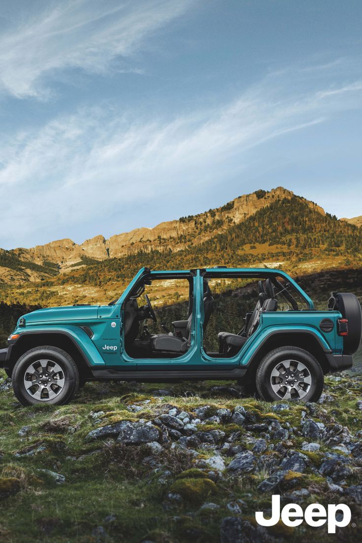 2020 Jeep Wrangler Off Road 4x4 Suv In 2020 Jeep Wrangler Off