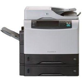 Hewlett-Packard CB426#BCC Multifunction Laserjet Printer. Accepts Paper Size - 8 1/2 in x 13 in, Commercial, Envelope No. 10, Executive, Legal, Letter, Statement. Auto Document Feed/Sheets - 50. Auto Duplexing Functions - Copy, Print, Scan. Catalog Publishing Type - Copier/Fax/Multifunction Machines-Multifunction. Connector/Port/Interface - Fax, USB.