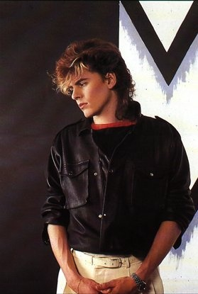 Hot stuff! Also know as John Taylor :)
